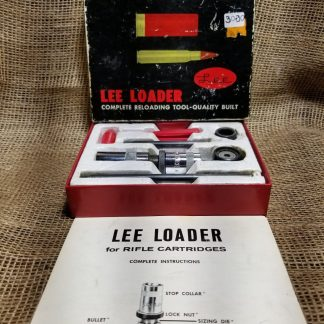 Lee Loader Complete Kit | 30-30 Winchester