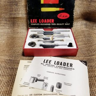 Lee Loader Complete Kit | 30 Carbine