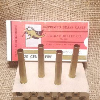 20 Unprimed Brass Cases | 400-360 Caliber