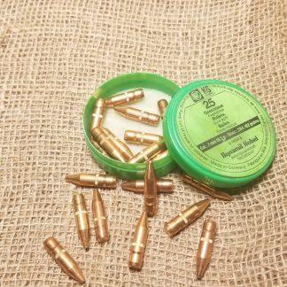 Dynamit Nobel 284 Caliber Bullets | 162 Grain 25 Count