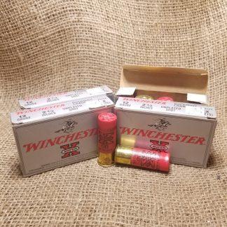 12 Gauge Winchester Super-X | 2 Pack | 2 3/4in | 4 Buck 27 Pellets