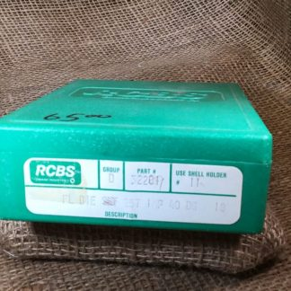 RCBS/ Bonanza 257 Roberts Ackley Improved 40 Die Set