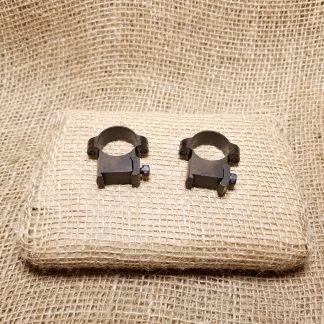 "Burris CZ-Style Ring Mounts | 1"" Scope Mount Kit"