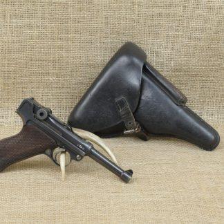 1925 Simson Luger Pistol