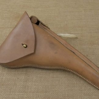 P08 Leather Holster - Reproduction