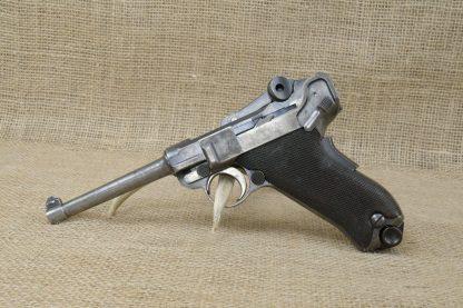 1900 DWM Luger Test Pistol