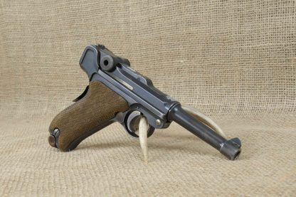 1906 DWM Commercial Marked Luger Pistol