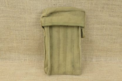 Pedersen Device Pouch- Marked RIA 9 19, WWI Military