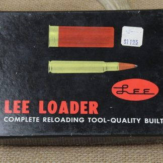 lee loader 30-06 springfield