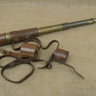WWII British Scout Regiment Brass Telescope