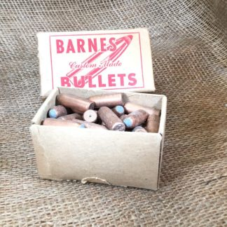 423 Diameter Barnes Bullets