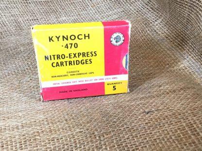 470 nitro express 5 cartridges