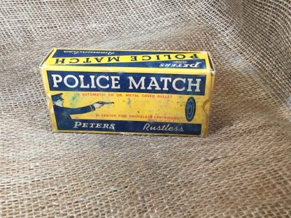 45 ACP Police match