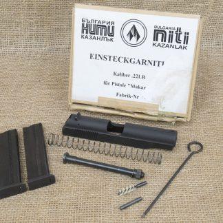 Bulgarian Makarov 22 Long Rifle Conversion Kit