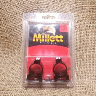 "Millet Scope Mounts | 1"" Medium Height"