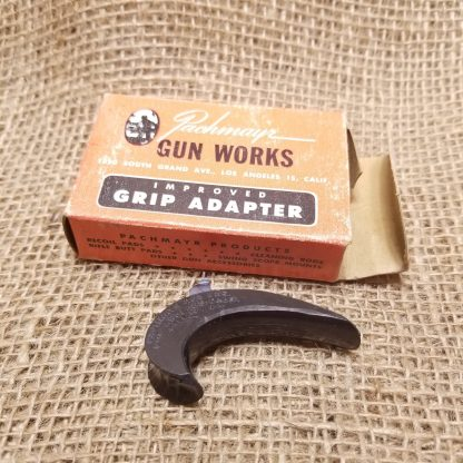 Pachmayr Grip Adapter   Colt Detective