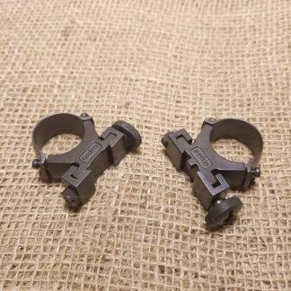 Sako & Tikka Rifle Scope Mounts   25.4mm (1 inch) Diameter
