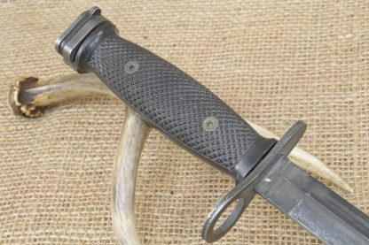 US M7 Bayonet With M8A1 Scabbard