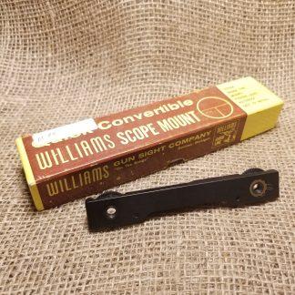 Williams Quick Convertible Scope Mount