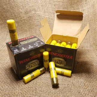 20 Gauge Winchester Supreme | 2 pack | 3in | 1 1/4oz | 6 Shot