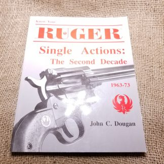 Know Your Ruger Second Decade 1963-1973