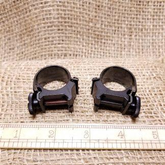 Weaver 1 inch scope mounts