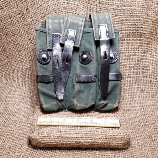 West German HK94-MP5 3 Cell Magazine Pouch
