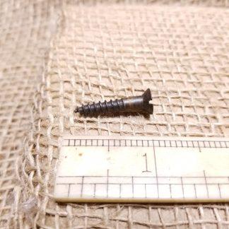 Ithaca Model 37 Factory Original Buttplate Screw