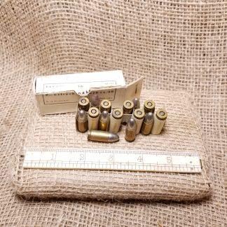 Czechoslovakian 9mm Luger Ammo Pack