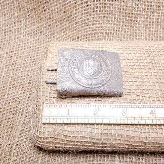 German Nazi WWII Gott Mit Uns Belt Buckle