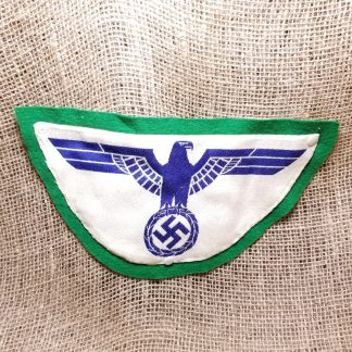 German WWII Nazi Third Reich Athletic Sew On Patch