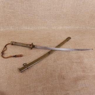 Japanese WWII NCO Sword