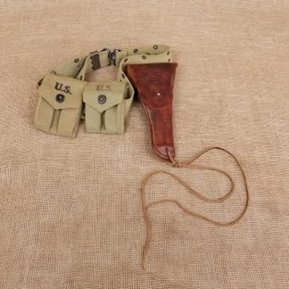 US M1916 Leather Holster - Colt 1911