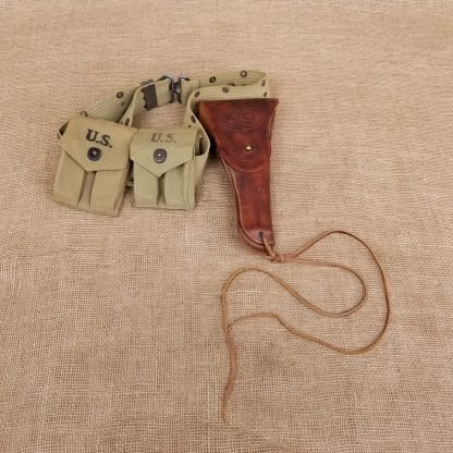 US M1916 Leather Holster - Colt 1911