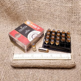 40 S&W HST Federal Premium Ammo Pack