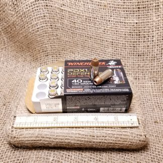 40 S&W Winchester PDX1 Defender Ammo Pack