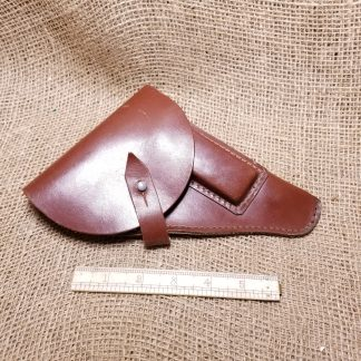 Brown Leather Makarov Holster