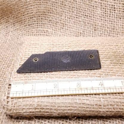 High Standard Model A-B-C-D-E Original Black Left-Side Grip