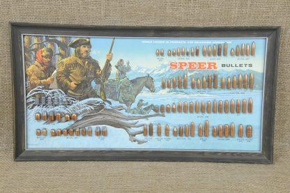 Lewis & Cleark Speer Bullet Board