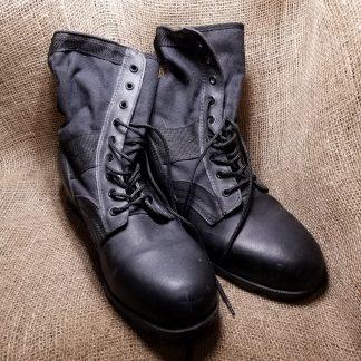 Mil-Tel US Jungle Combat Boots