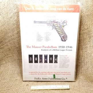 The Mauser Parabellum 1930-1946, Analysis of a Million Luger Pistols