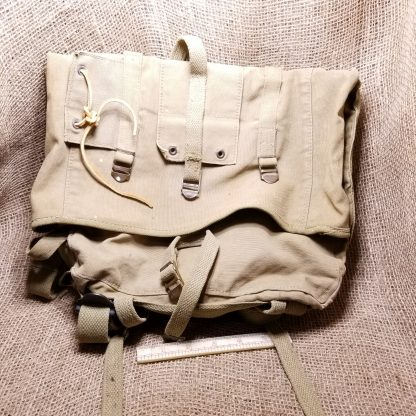 WWII USMC Upper Backpack - Boyt 45 - Canvas