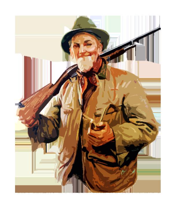 Winchester Model 12 Hunter 4