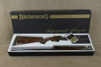 Browning Superposed 410 Gauge Shotgun