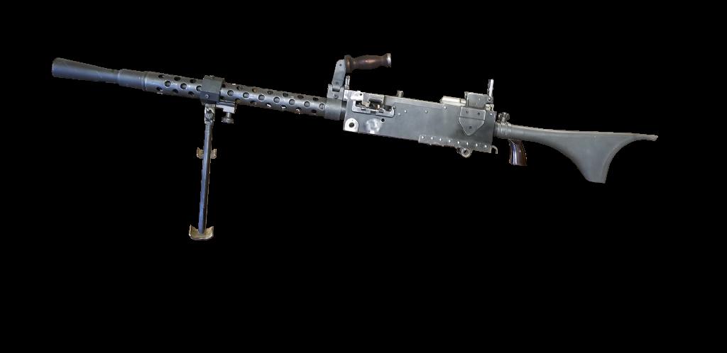 M1919A6 Cutout 2