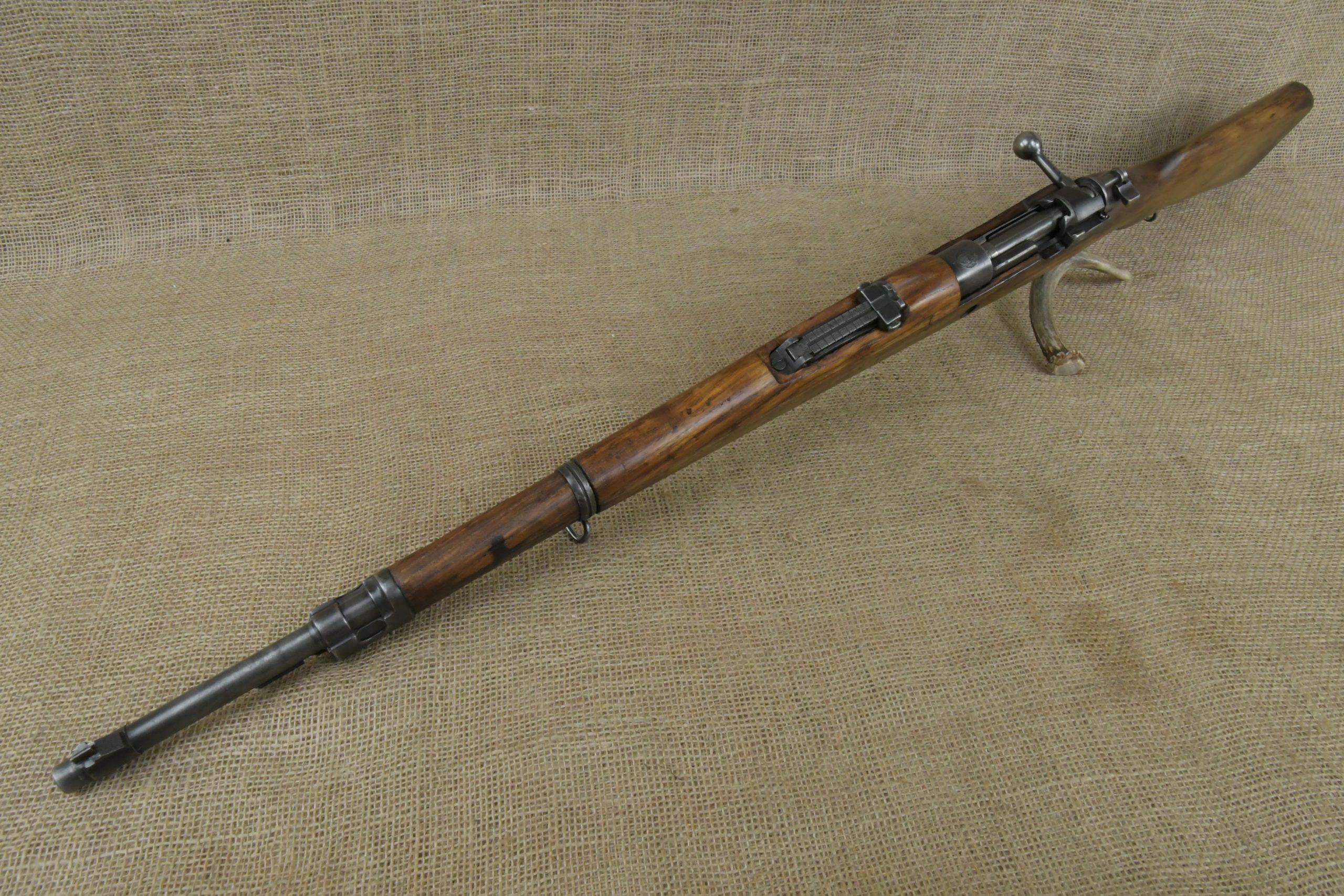 Yugoslavian M24/47 Mauser   1944 World War II   7.92x57mm