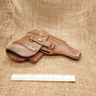 1922 Lufwaffe Brown Leather Holster