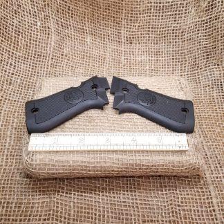 Beretta 84F Cheetah Grip Set