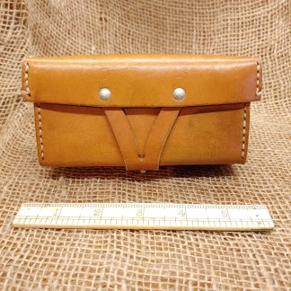 Chinese Leather SKS stripper clip pouch