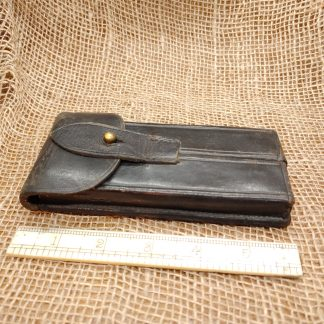 Luger Leather Magazine Pouch